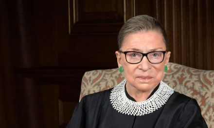 Justice Ginsburg shreds DOJ attorney during Supreme Court hearing on Trump's tax returns
