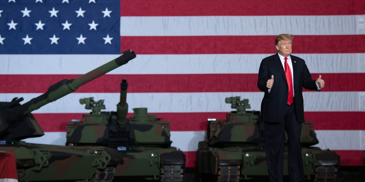 Report: Trump suggested using tanks to 'dominate' protesters in US cities