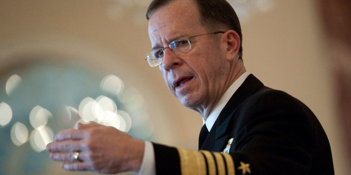 Former Joint Chiefs Chairman rakes Trump over the coals: 'Our fellow citizens are not the enemy'