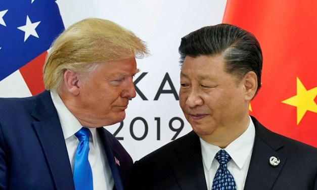 Trump to Chinese president: Putting Muslims in concentration camps is 'exactly the right thing to do'