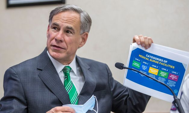 Conservatives have online meltdown after Texas governor begins shuttering the state again