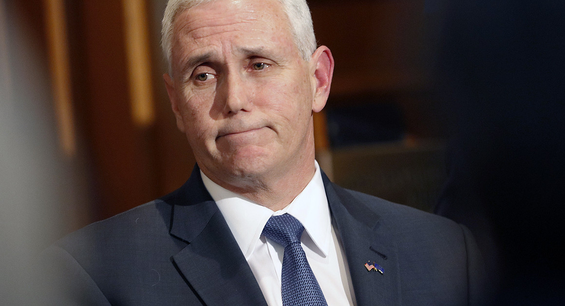 Mike Pence gets dragged for saying Trump deserves reelection so he can appoint extremist judges