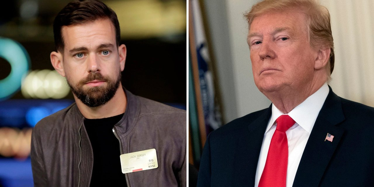 Twitter CEO Jack Dorsey personally fact checks a complaint of 'censorship' from Trump