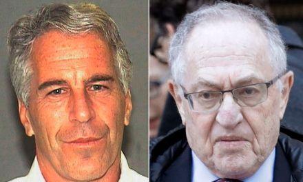 Dershowitz shares bizarre 'hope' that Epstein made videos of men with underage girls