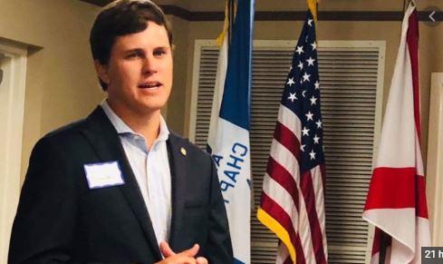 Alabama lawmaker faces backlash after celebrating KKK founder's birthday