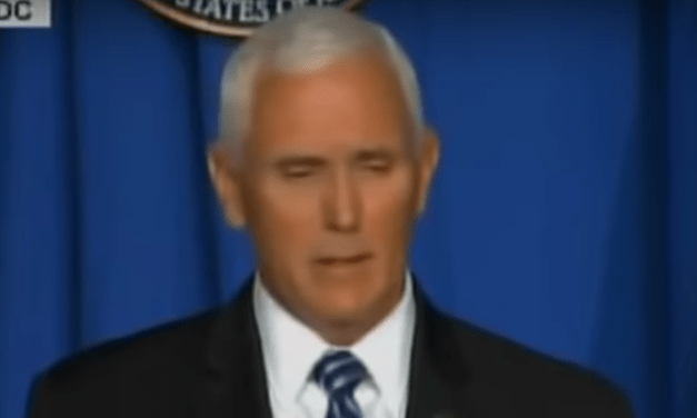 Mike Pence cites his wife as an expert on coronavirus school policy