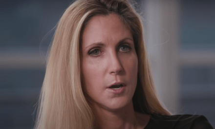 Shock ensues after Ann Coulter turns against Mitch McConnell