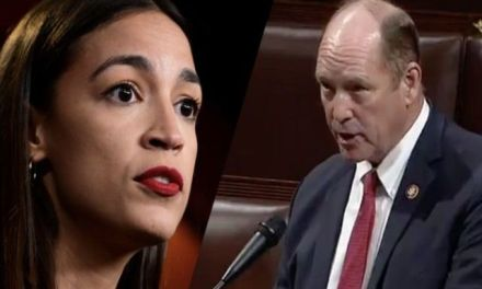 AOC demolishes Republican colleague's fake apology after he called her a 'f*cking b*tch'