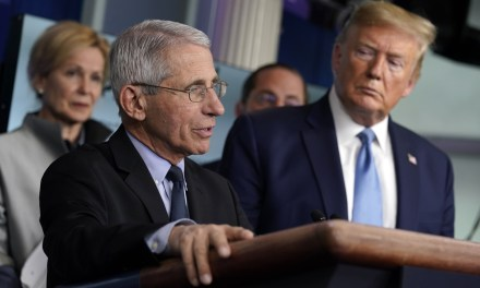 White House trashes Dr. Fauci in desperate attempt to downplay COVID-19 danger