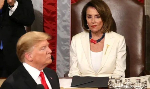Pelosi calls Donald Trump out: 'The fact is the President himself is a hoax'