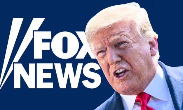 According to Trump, the 'radical left' has scared Fox News 'into submission'
