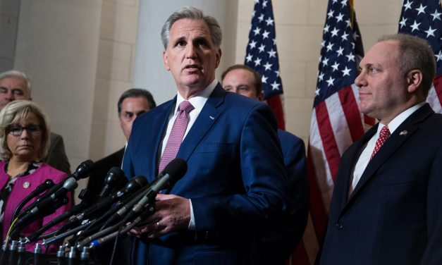 Kevin McCarthy whines about late-night House vote on COVID relief bill
