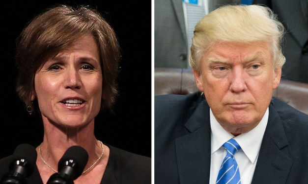 Enraged Trump accuses former acting AG of committing the 'greatest political crime of the century'