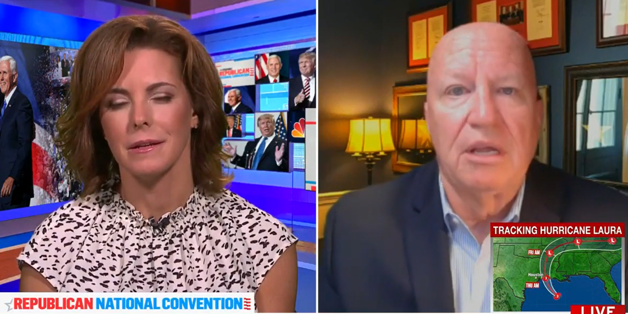 GOP congressman tells MSNBC host that problems with US Postal Service are 'fake'
