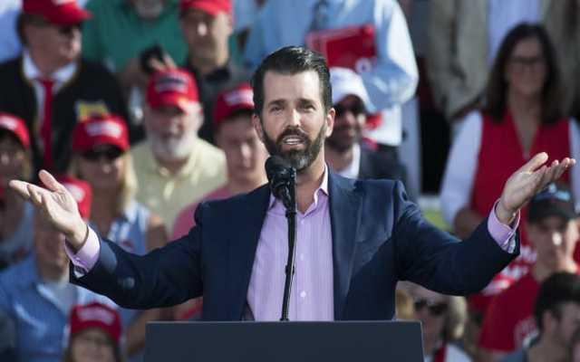 Some Republicans are already clamoring to nominate Donald Trump Jr. in 2024
