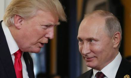 Fawning fan note from Trump to Putin released by Senate committee: 'I am a big fan of yours!'