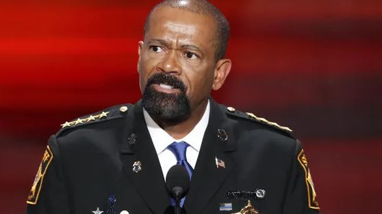 Sheriff David Clarke is teaching folks how to get away with murdering protesters