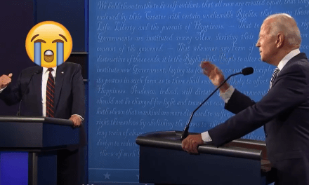 This viral 'crybaby' parody video is the very best thing that came from last night's debate