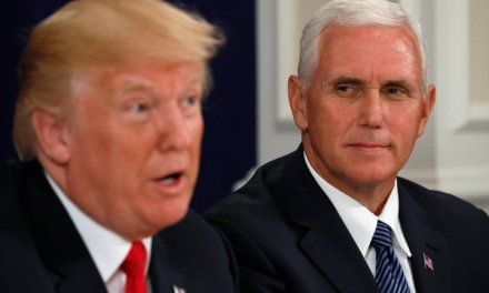 Historian takes Pence to the woodshed for shirking constitutional responsibility
