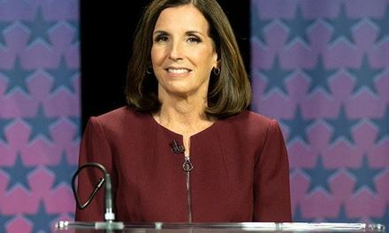 Martha McSally may have just dodged her way out of a Senate seat