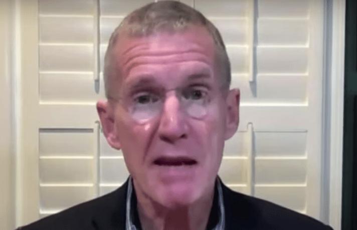 Retired General Stanley McChrystal endorses Joe Biden