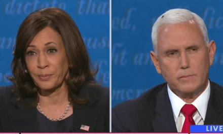 Kamala Harris wipes the floor with Mike Pence in vice presidential debate