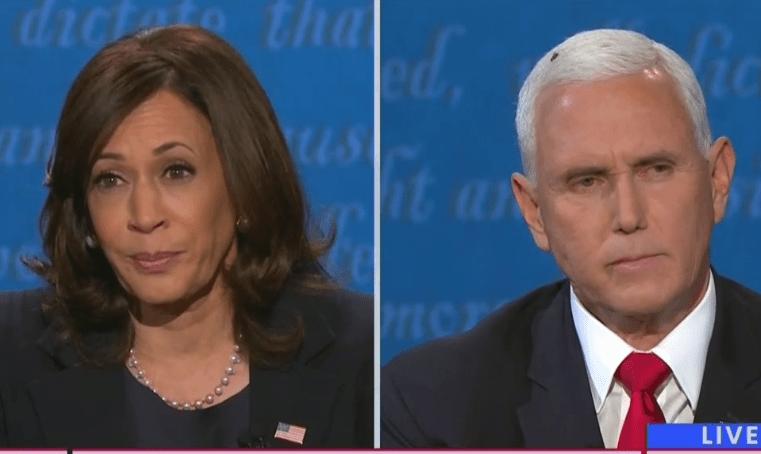 Kamala Harris wipes the floor with Mike Pence in vice presidential debate