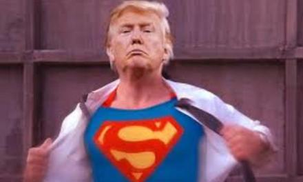 Trump wanted to wear a Superman costume under his clothes and reveal it when leaving hospital