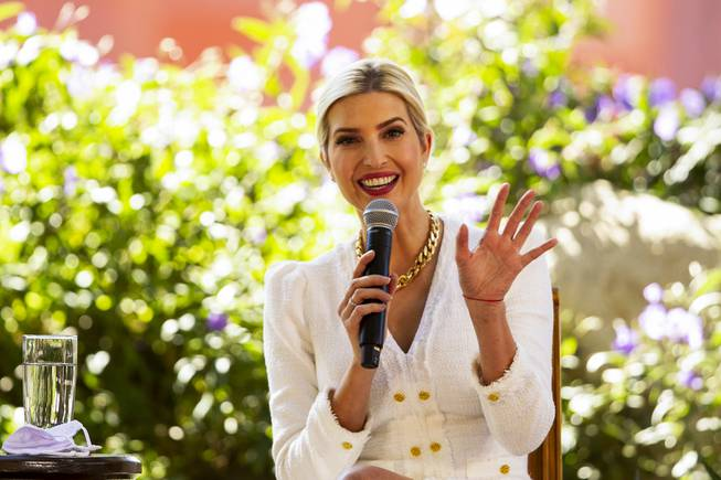 Ivanka claims anyone critical of her dad's response to COVID is guilty of 'revisionist history'