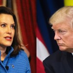 Gretchen Whitmer burns Trump to the ground after he leads Michigan supporters in 'lock her up' chant