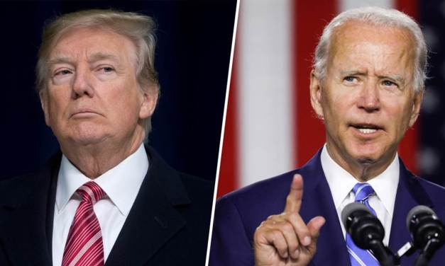 Trump rails on Twitter: Joe Biden will win the election if the Supreme Court doesn't stop him