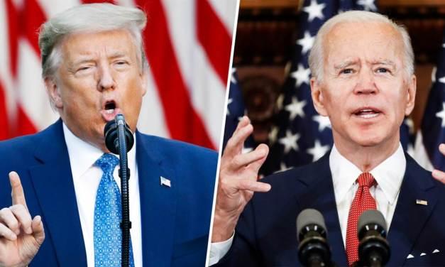 Trump attacks Biden for daring to form a transition team