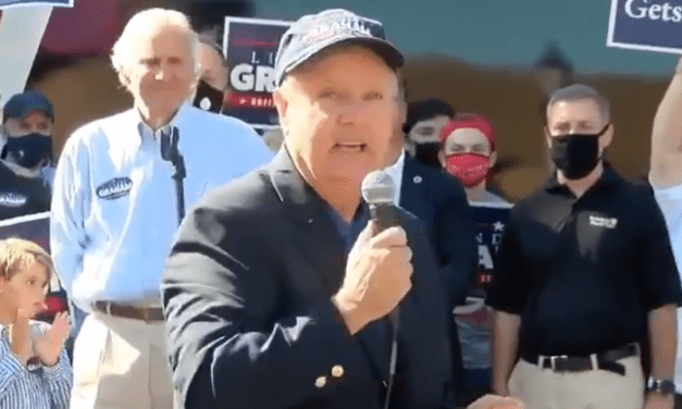 Lindsey Graham tells American women there's a place for them if they agree to 'embrace religion'