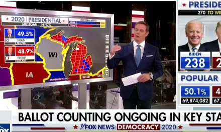 Fox News: We need to stop 'counting votes' and determine 'voter intent'