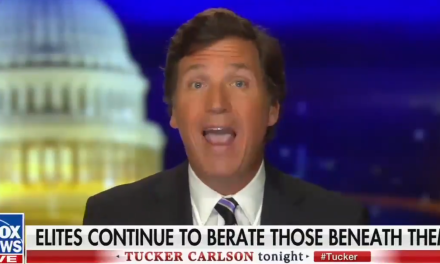 Fox host Tucker Carlson gets humiliated for urging Americans to 'stop lying'