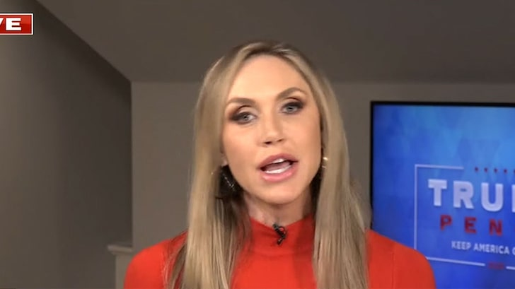 Lara Trump says Joe Biden won't  be sworn in on January 20 because the election 'is not over'