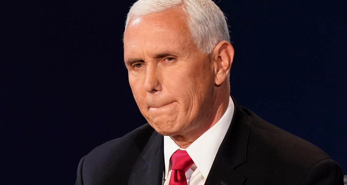 In a last-ditch effort to overturn the 2020 election, Trumpers file suit against…Mike Pence?!