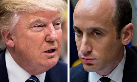 White House aide Stephen Miller says 'alternate state electors' will ensure Trump is reelected