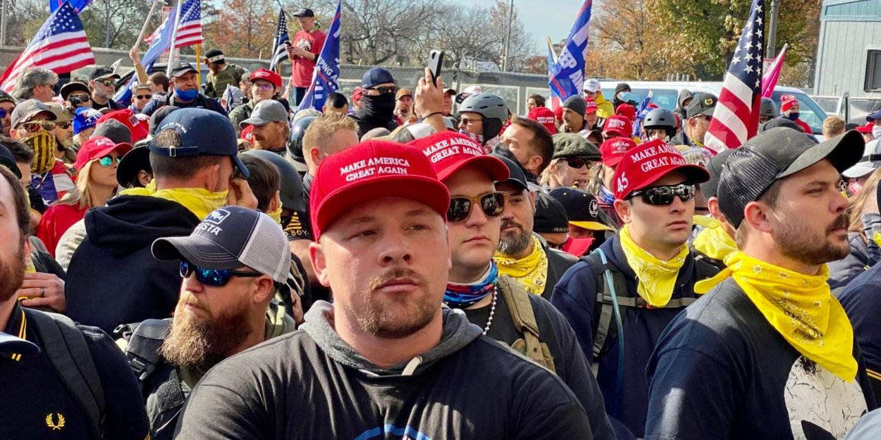 MAGA faithful planning 'second inauguration' for Trump on the day he's booted from White House