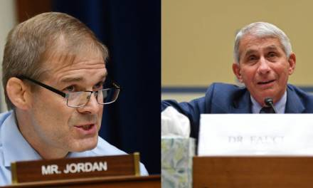 Jim Jordan gets humiliated for suggesting Dr. Fauci doesn't want Americans to say 'Merry Christmas'