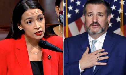 AOC does Ted Cruz's job for him by raising $1 million to help the people of Texas