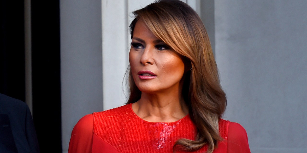 Melania Trump gets destroyed for her self-serving statement on the Capitol Hill riots