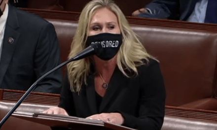 Lincoln Project humiliates QAnon congresswoman Marjorie Taylor Greene for accusing them of treason