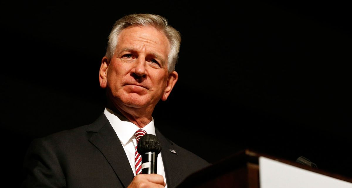 Alabama GOP senator calls for delaying Joe Biden's inauguration – Even though it's unconstitutional