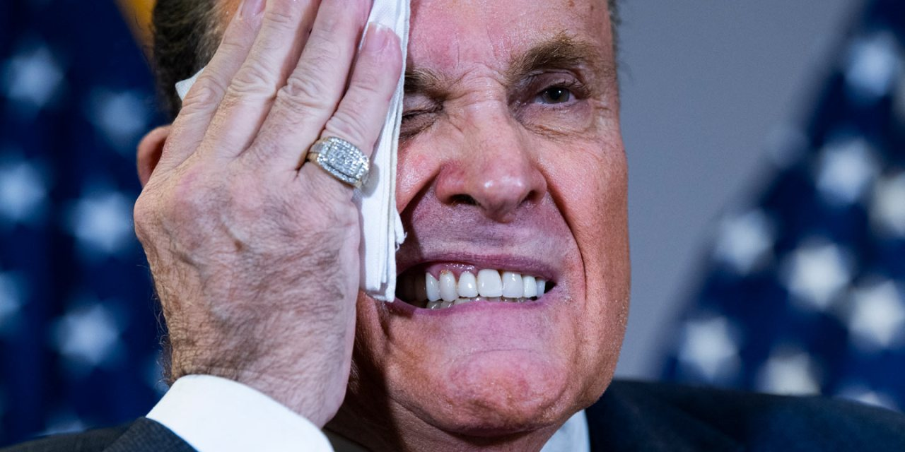 New York State Bar Association takes steps to boot Rudy Giuliani from their ranks