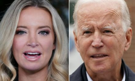 Kayleigh McEnany gets destroyed for attempting to troll Biden's remarks at CNN town hall
