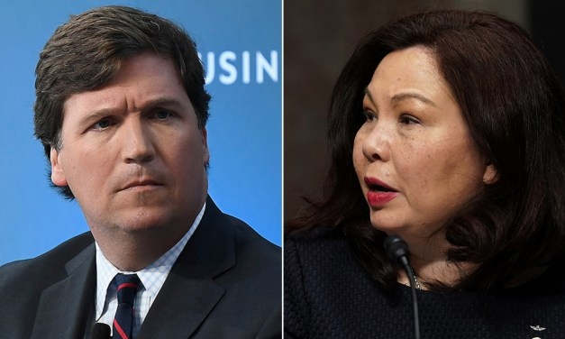 Tucker Carlson compares Sen. Tammy Duckworth to the KKK in appalling rant