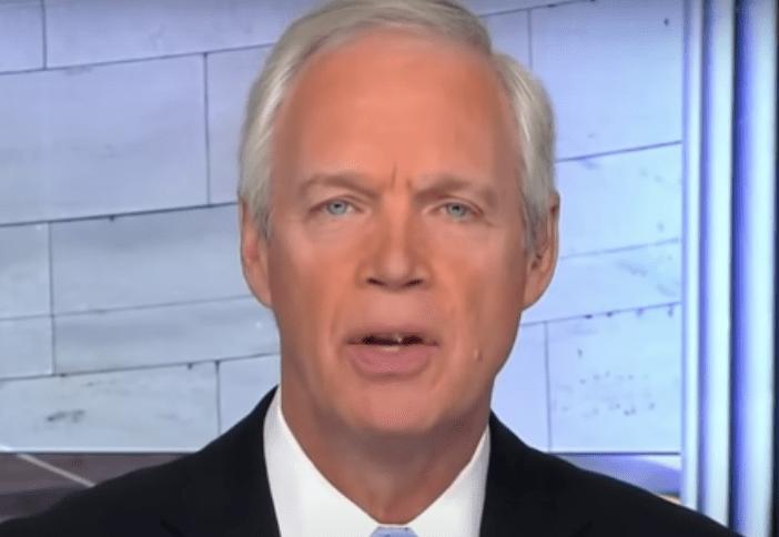 QAnon Senator Ron Johnson triples down on Capitol insurrection conspiracy claims