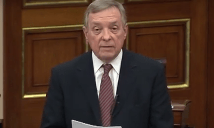 Senate Democratic Whip Dick Durbin declares support for ending the filibuster
