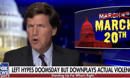 Fox host Tucker Carlson calls violent Capitol insurrectionists 'gentle' people who love America